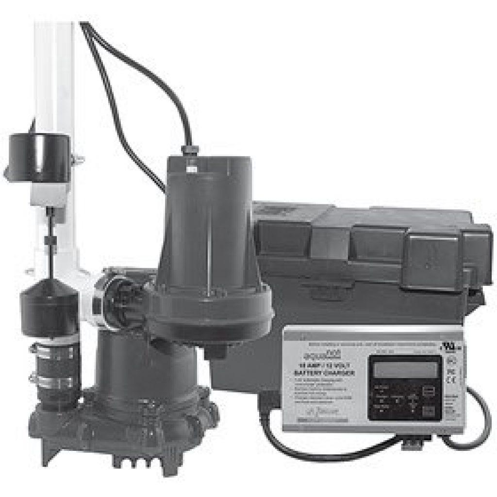 Zoeller Aquanot 508 12 Volt Backup Pump
