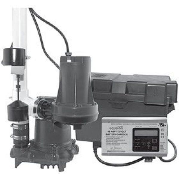 Zoeller Aquanot 508-0007 12 Volt Backup Pump