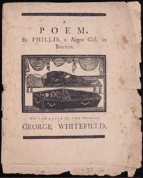 cover of a pamphlet illustrated with a dead minister hovering above a coffin