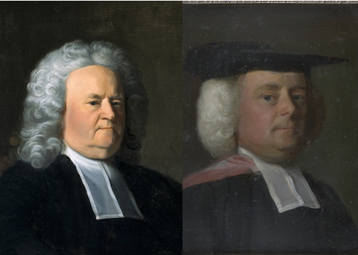 two ministers in the 18th century