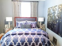 Design Tricks For A Small Master Bedroom   Sumptuous Living