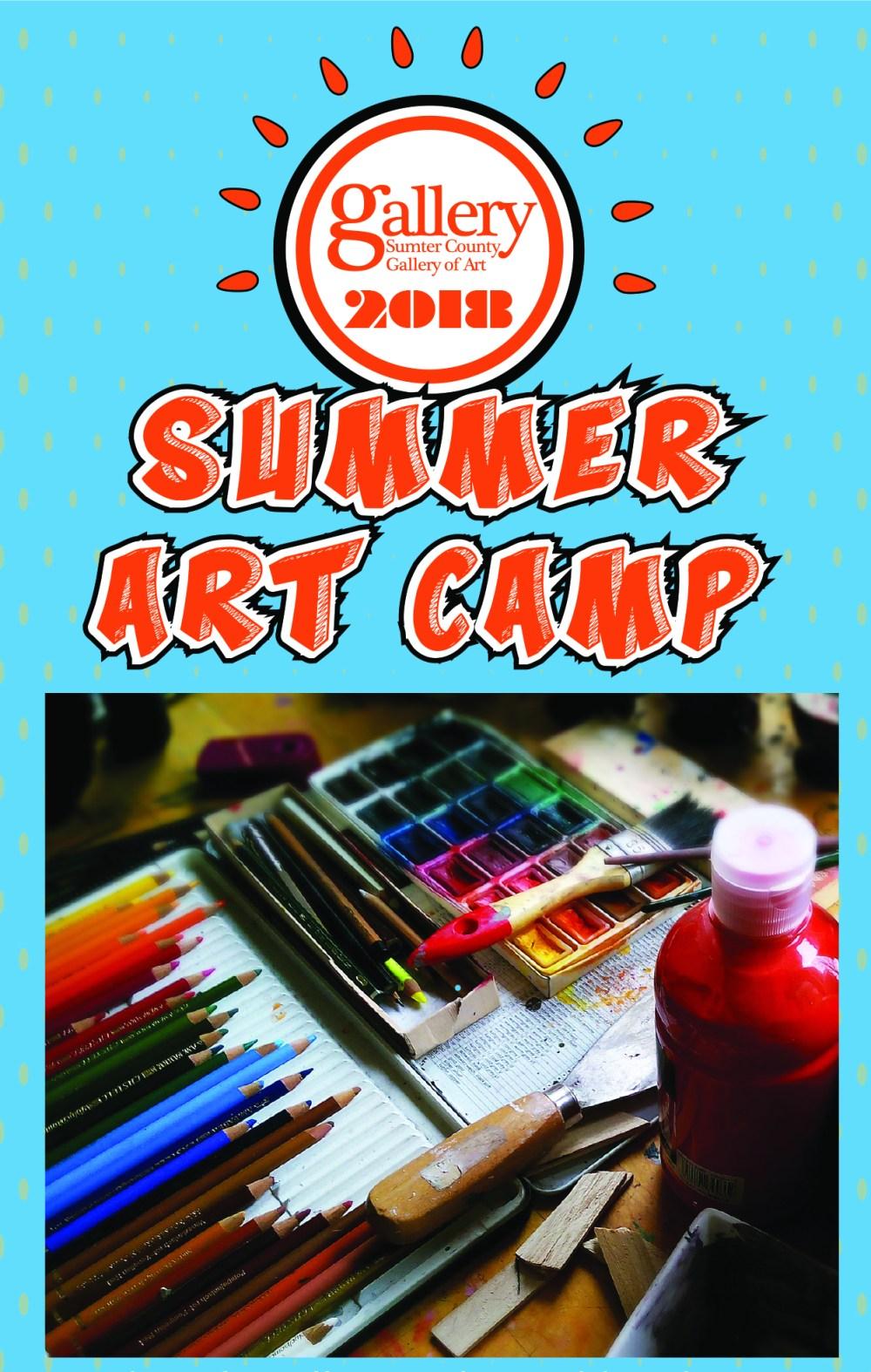Summer Art Camp 2018 review
