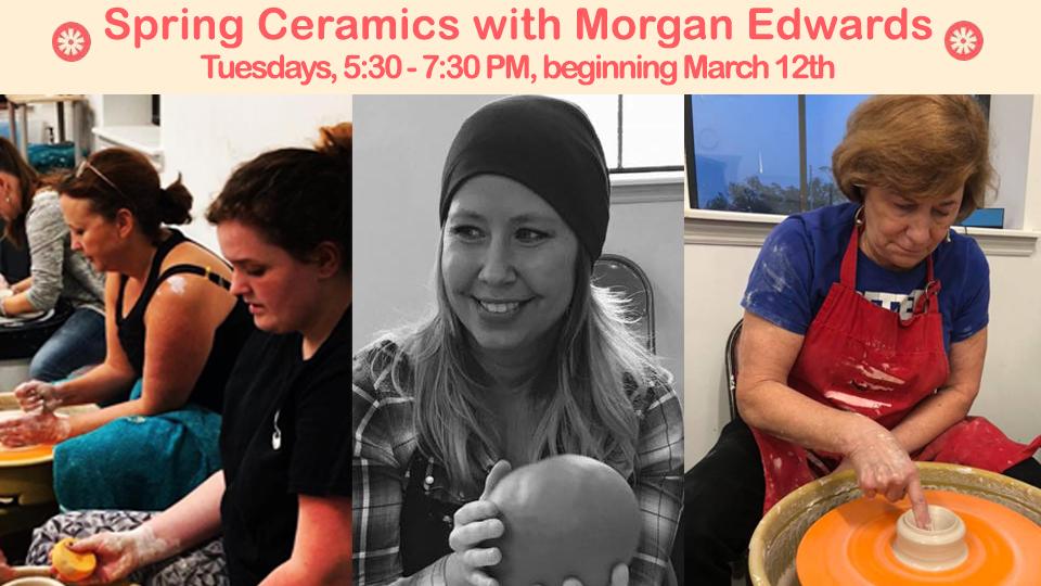 Spring Ceramics header