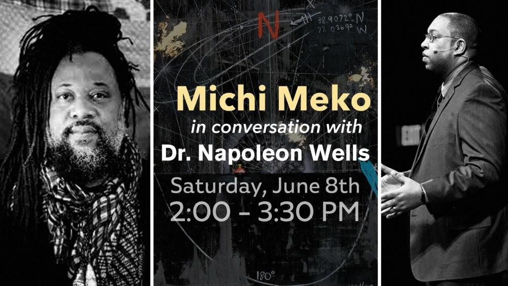 Michi Meko Artist Talk FB image
