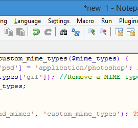 Copy Code from Notepad++ with Syntax Highlighting