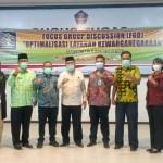 Kemenkumham Sumut dan Pemkot Tanjungbalai Gelar FGD 'Optimalisasi Layanan Kewarganegaraan'