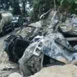 Ini Identitas Korban Longsor di Sibolangit Jalan Medan Berastagi