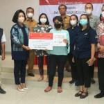 Kementerian Sosial Salurkan Bantuan 180 Warga Tapanuli Utara