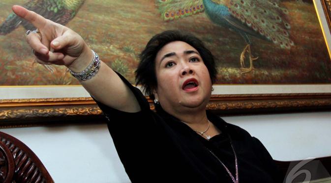 Rachmawati Soekarnoputri.