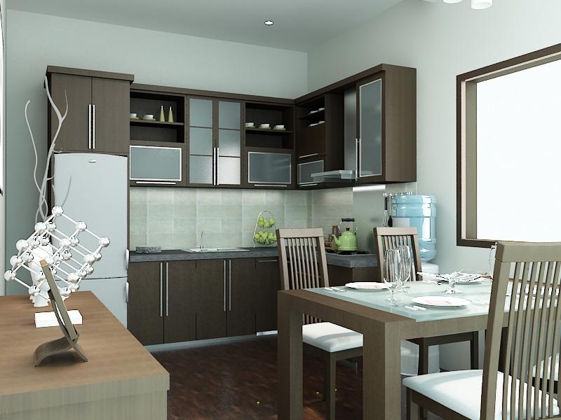 23 Desain Dapur dan Ruang Makan Menyatu  RUMAH IMPIAN