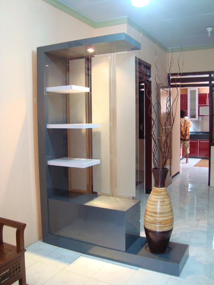 18 Desain Sekat Ruangan Minimalis Modern dan Elegan