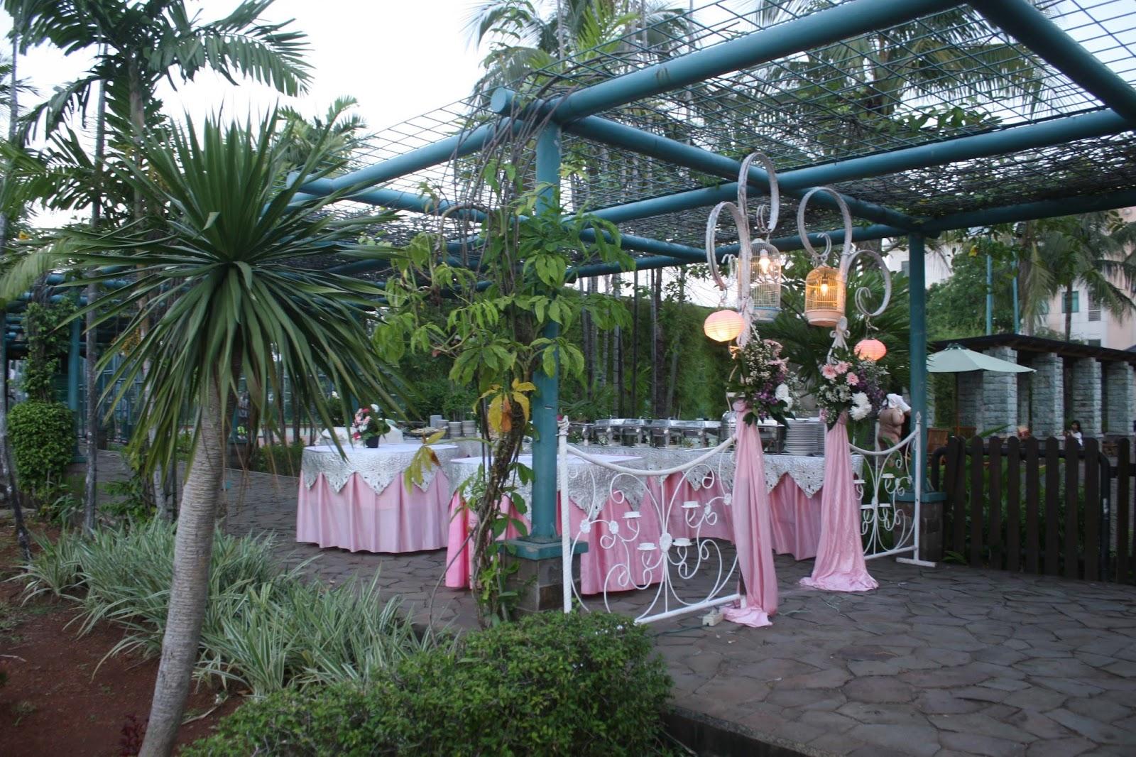 13 Dekorasi Pernikahan Outdoor Minimalis Murah  RUMAH IMPIAN