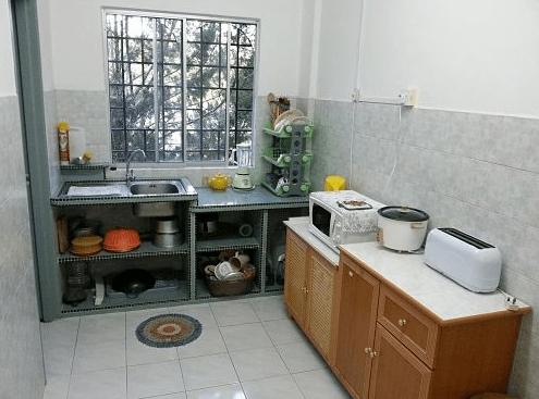 Desain Dapur Mungil Sederhana Type 36