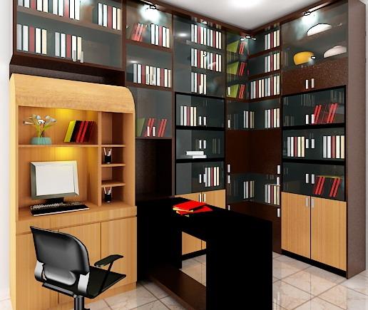 9 Desain Ruang Kerja Kecil di Rumah Minimalis  RUMAH IMPIAN
