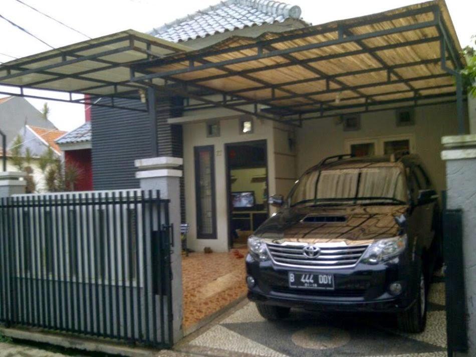 Gambar Rumah Minimalis Garasi Mobil