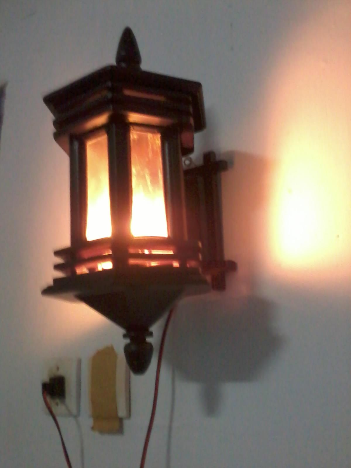 24 Model Lampu Hias Dinding Teras Klasik Menawan  RUMAH