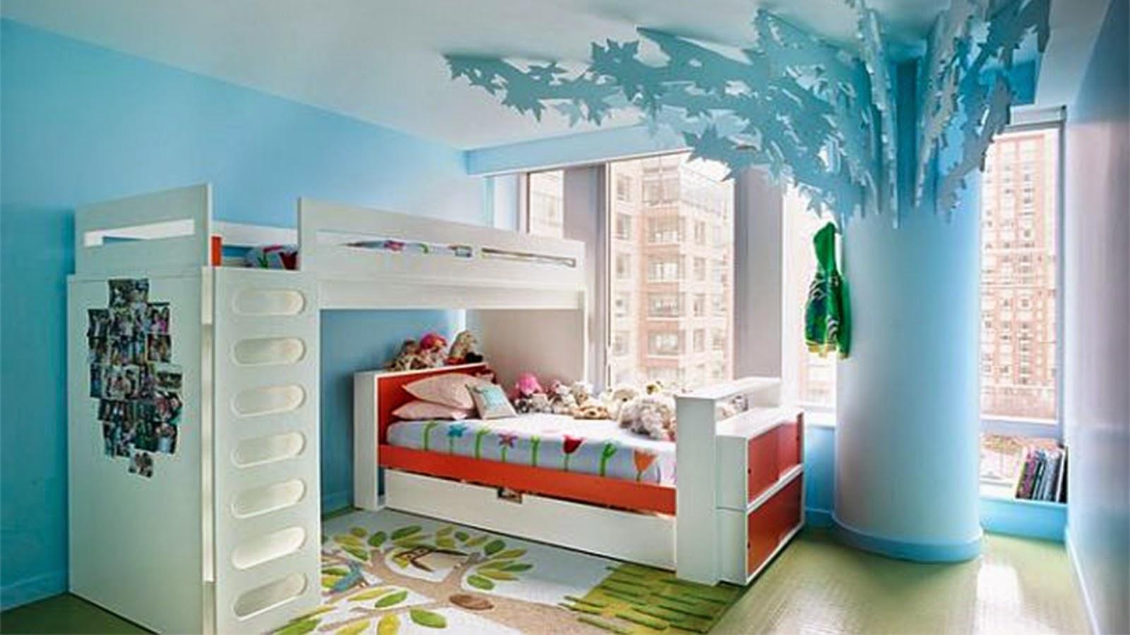 17 Desain kamar Anak Bertemakan Frozen yang Lucu  RUMAH