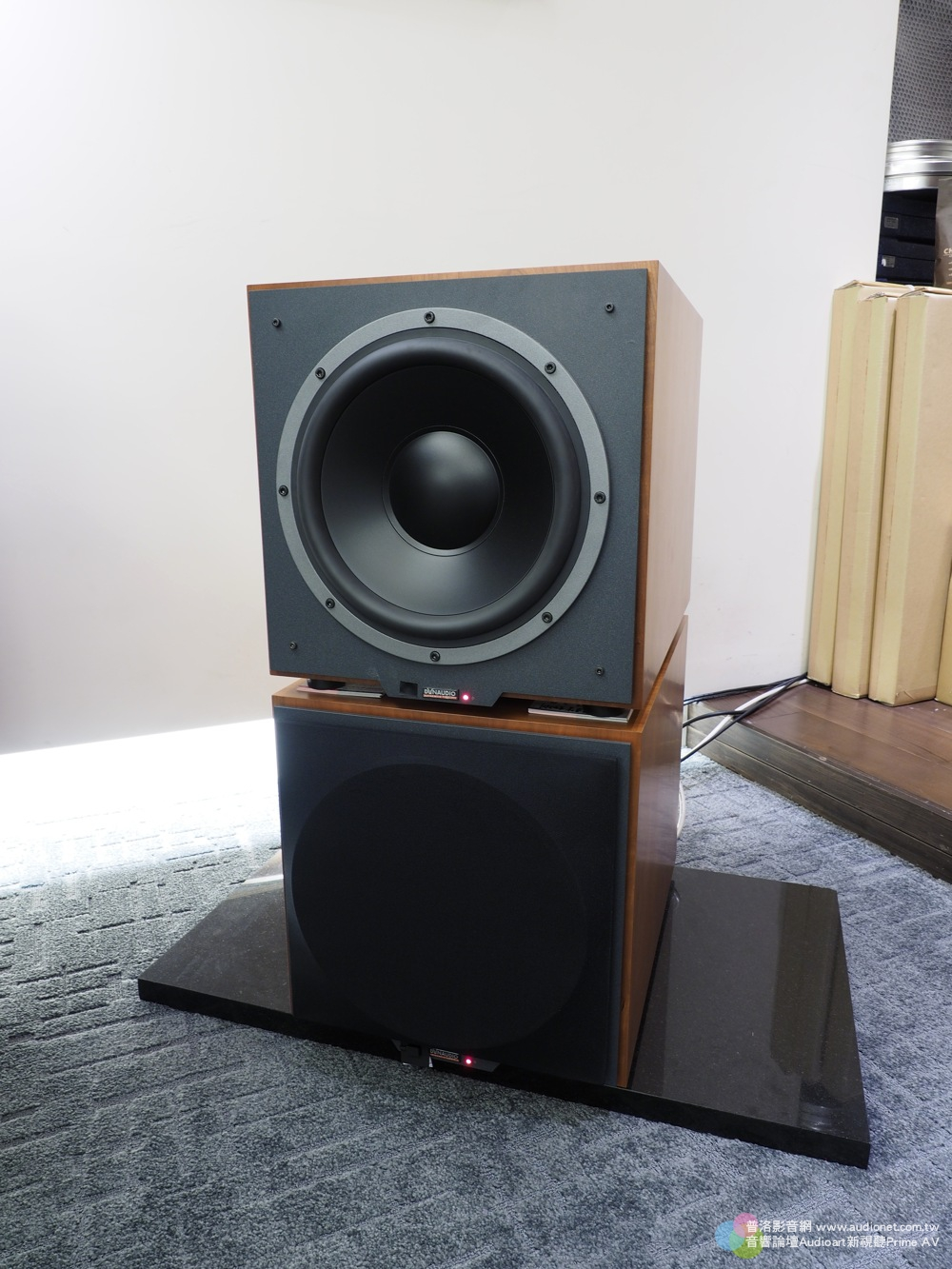 日月音響導入頂級 Dolby Atmos 多聲道系統