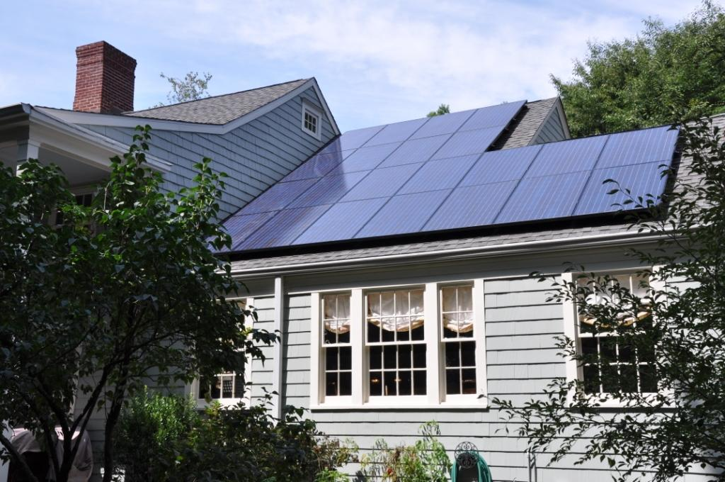 5kW-Solar-Array Installer Fairfield-CT