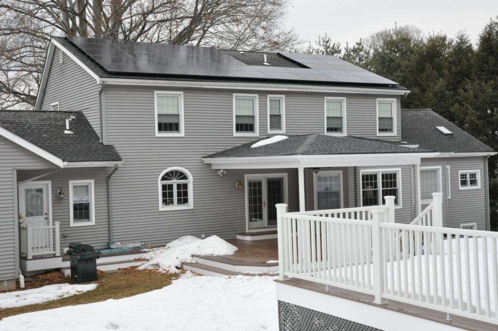 Residential Solar-Installation-Bethany-CT