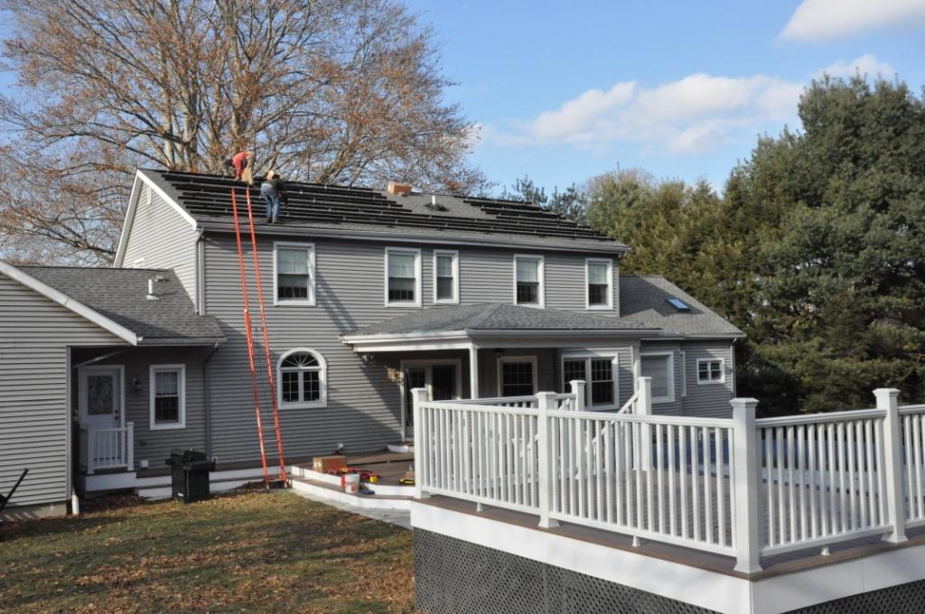 Solar-Panels Installers-Naugatuck-Valley Connecticut