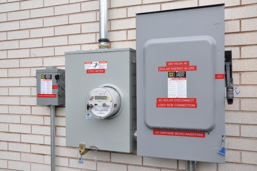 Commercial Solar-Net-Metering Installation Connecticut