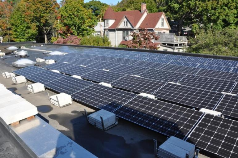 Commercial-Solar-Installer Norwalk, CT