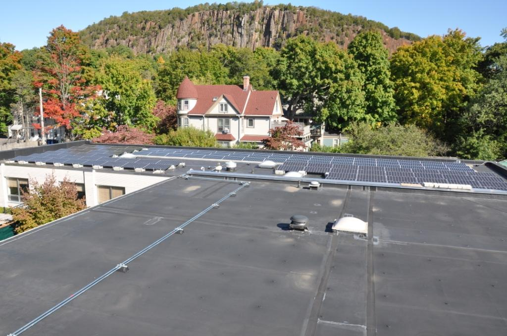 Commercial Solar Electric Power Installers Connecticut