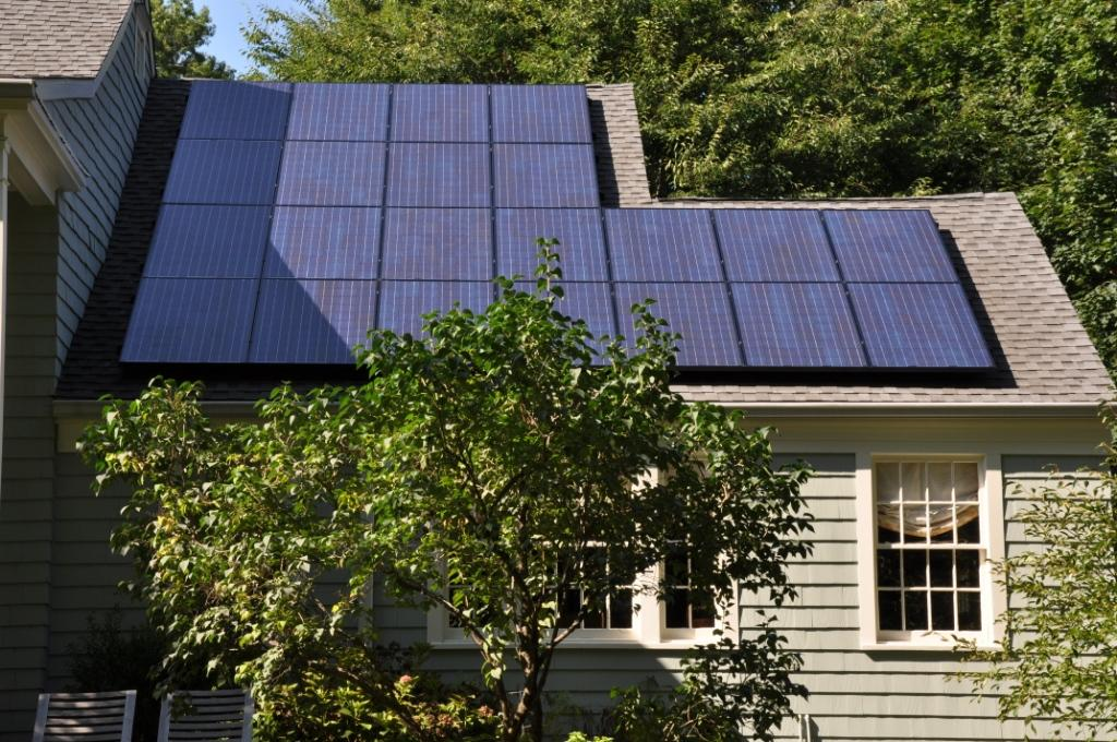 Green-Bank-Certified-Solar-Installer Fairfield, CT