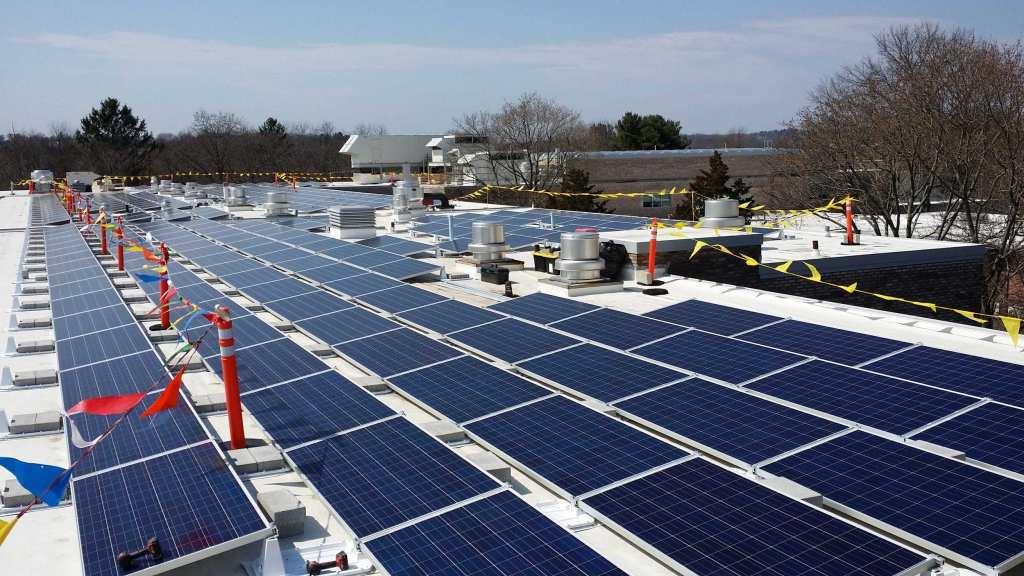 Fairfield-CT-350kw Solar Energy Installer Commercial   Sun-Wind Solutions   Connecticut