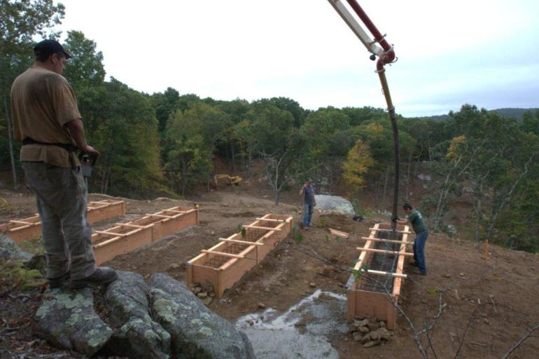 Commercial Solar-Ground-Mount-Construction Connecticut