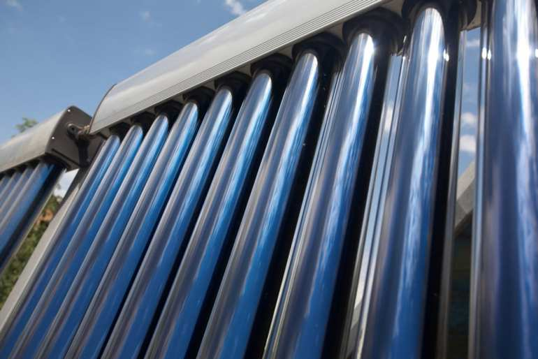 Solar Thermal Power   Sun-Wind Solutions   Fairfield, Connecticut