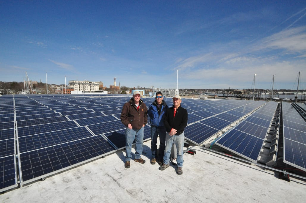 Sun-Wind-Solutions-Professional Solar Power Installers Connecticut