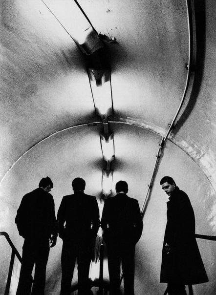 Joy Division глазами культового фотографа Антона Корбейна