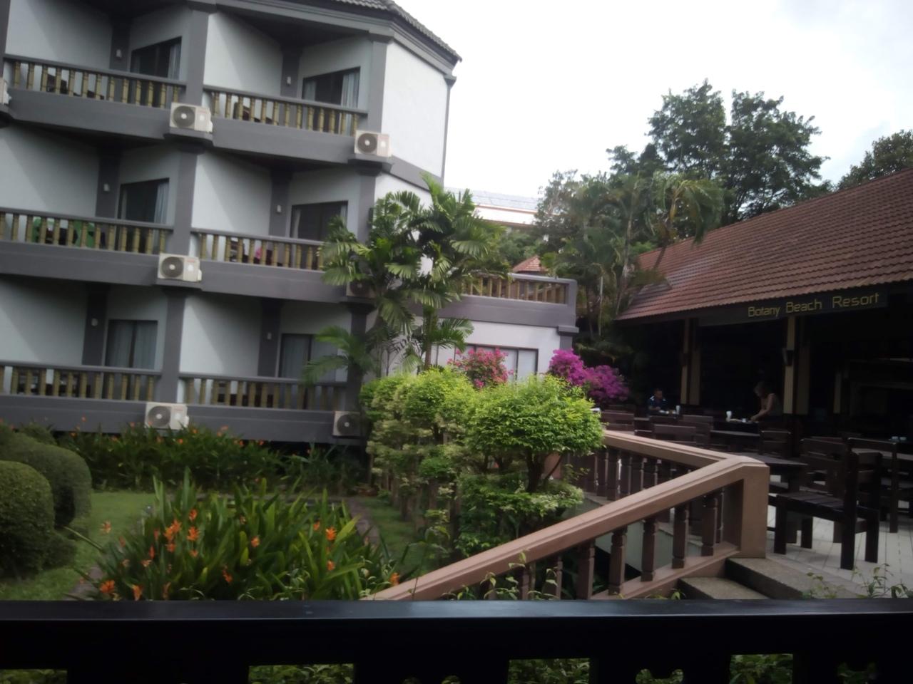 Отель Ботани Таиланд Паттайя