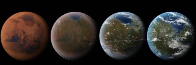 Илон Маск предложил быстрый способ сделать Марс пригодным для жизни - нанести ядерный удар