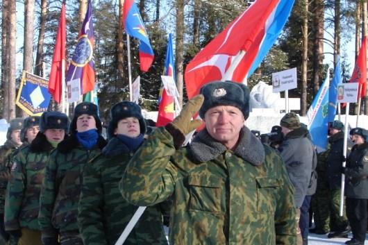 XVIII Международный слёт юных патриотов «Равнение на победу!», изображение №1