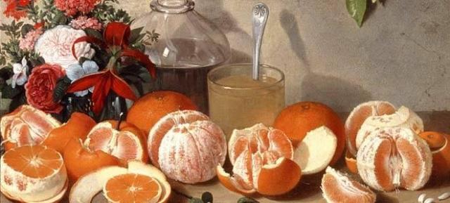 Апельсины для приворота