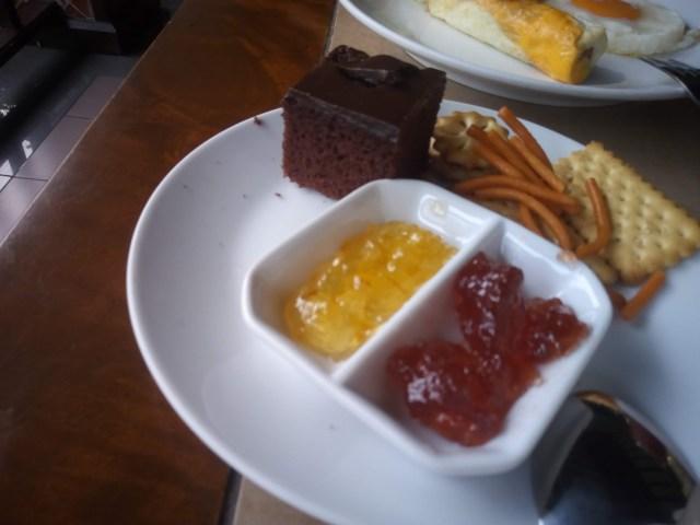 Завтраки в отеле Ботани в Паттайе