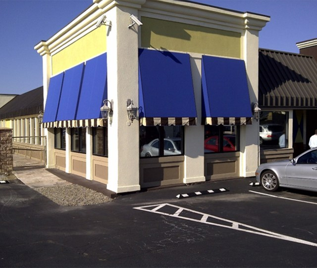 Commercial Fabric Canopies