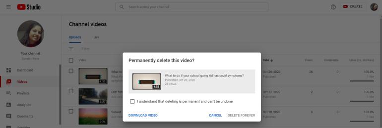 youtube video upload 16