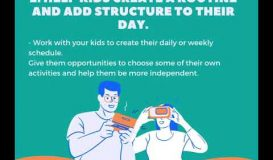 Covid 19 Work from Home with kids