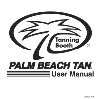 ETS Tanning Bed Manuals