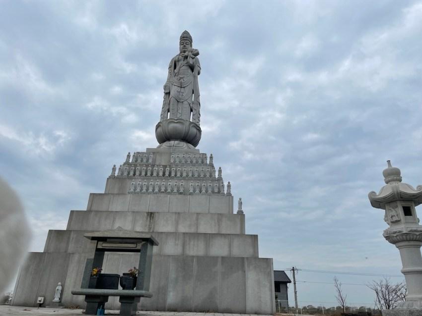 【宇佐市 長福寺】大きな観音様が目印!迫力ある金剛力士像も合わせてどうぞ✊