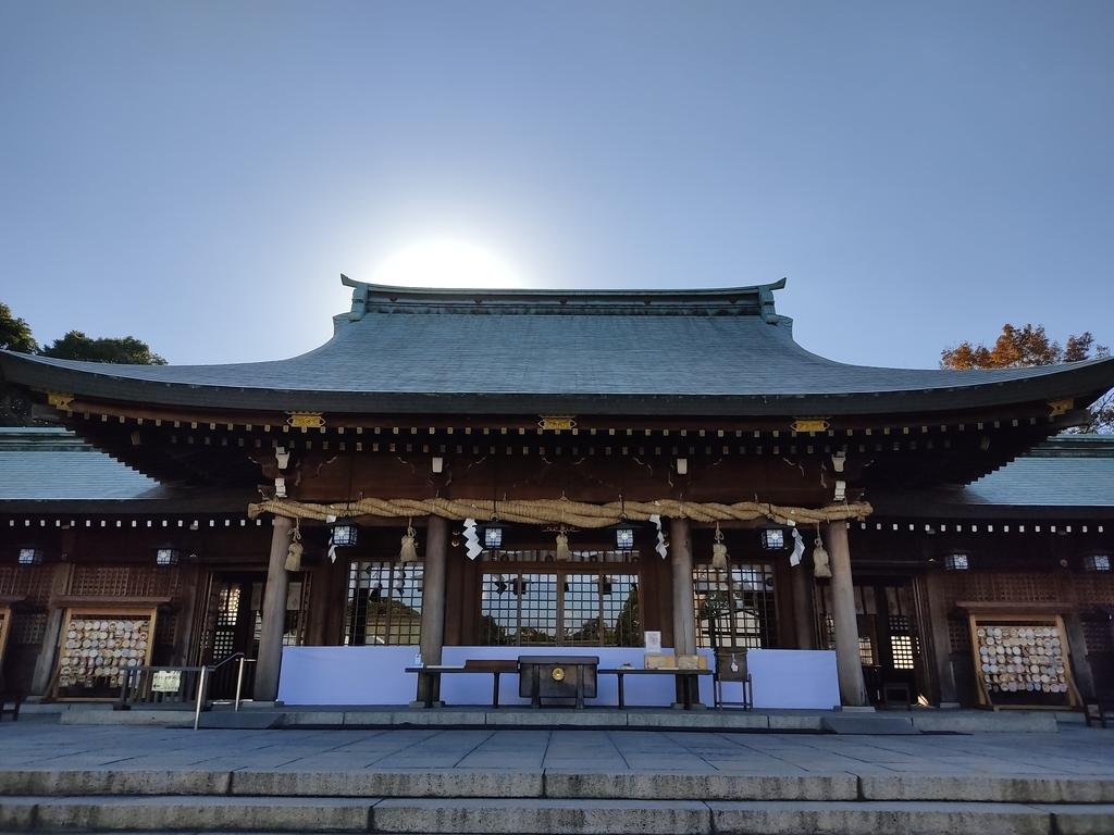 【大分市 大分縣護國神社】日本一を誇る巨大な縁起物!!厄払い・初詣はココで決まり!?