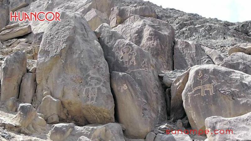 Los Petroglifos de Huancor