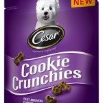 Cesar Cookie Crunchies are the treats your dog deserves and will love!