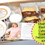 A Less Hectic #Easter with Cheryl's Easter Cutout Cookie Decorating Kit