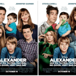 Disney Alexander And The Terrible, Horrible, No Good, Very Bad Day