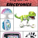 Holiday Toy List: Hot Electronic Toys For 2014